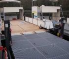 freecamper bereit für Wohnwagen