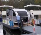 Wohnwagen rollt auf freecamper