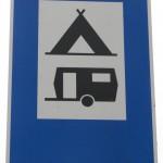 Campingplatz mit Havelblick