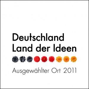 365 Orte_2011_Logo Ausgewählter Ort