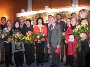 Nominierte und Preisträger des Brandenburgischen Tourismuspreises 2011