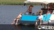 Mit dem Wohnmobil aufs Wasser