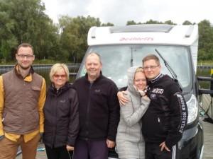 Mit dem freecamper und Wohnmobil zur Melonenbowle nach Kannenburg
