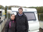 Diese Oberbayern entdeckten mit dem Wohnwagen auf dem freecamper ganz andere Perspektiven auf dem Wasser