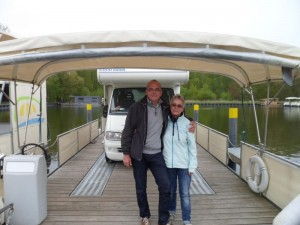 Anne und Andreas haben mit dem Wohnmobil auf dem freecamper das Paradies gesehen