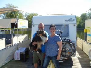 freecamper mit Wohnwagen und Hund: Wiederholung vorprogrammiert!