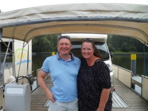 Das Paar aus der Schweiz konnte gut die Ruhe auf dem freecamper geniessen und hat sich voll erholt.