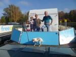 Für die Hessen war der freecamper das Camping - Ausnahmeerlebnis mit Riesenspaß