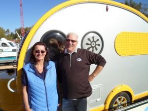 Mit dem T@b auf dem freecamper: Urlaub der besonderen Art, Camping auf dem Wasser